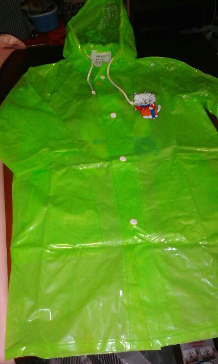 Άλλα παιδικά ρούχα - Kallithea: Αδιάβροχο παιδικό για 6 χρονών σε άριστη κατάσταση