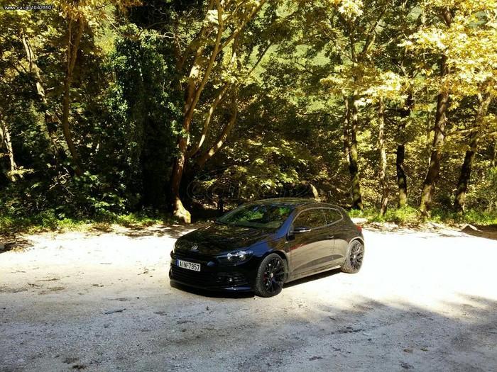 Volkswagen Scirocco 2012. Photo 2