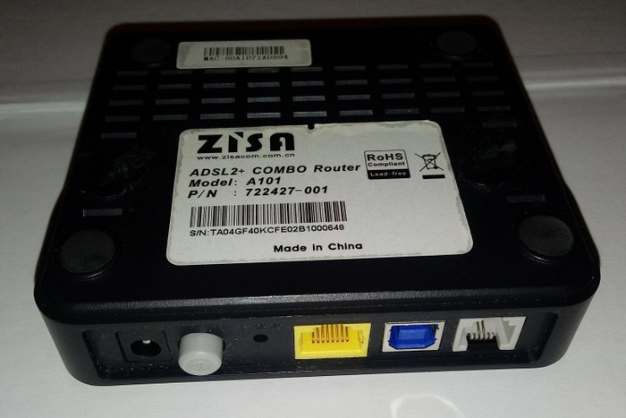 DSL zisa a101. Photo 2