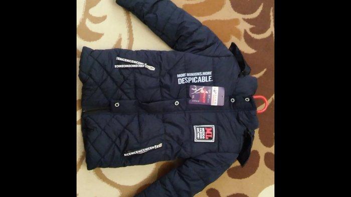 Bakı şəhərində Куртка для мальчика на 5-7лет.Новая