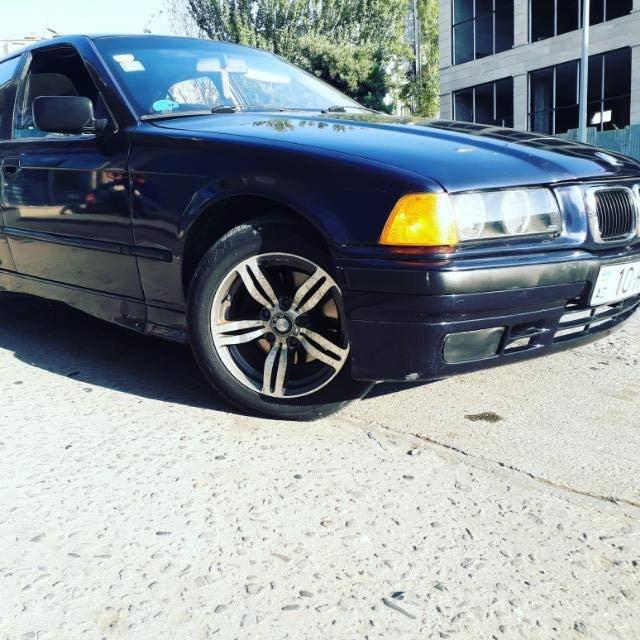 BMW 116 1994. Photo 0