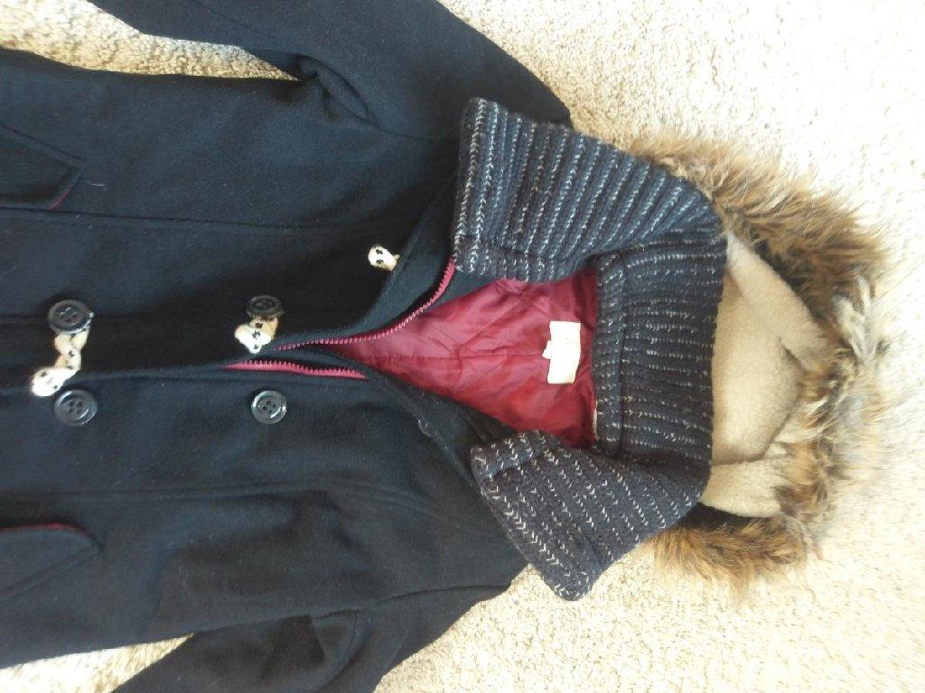 Springfild jakna-djubretarac,S veličina,kao nova,dva puta obučena,kragna se skida
