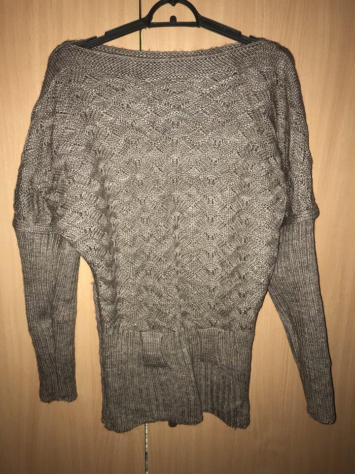 Теплый женский свитерок, размер М, теплый, новый в Бишкек