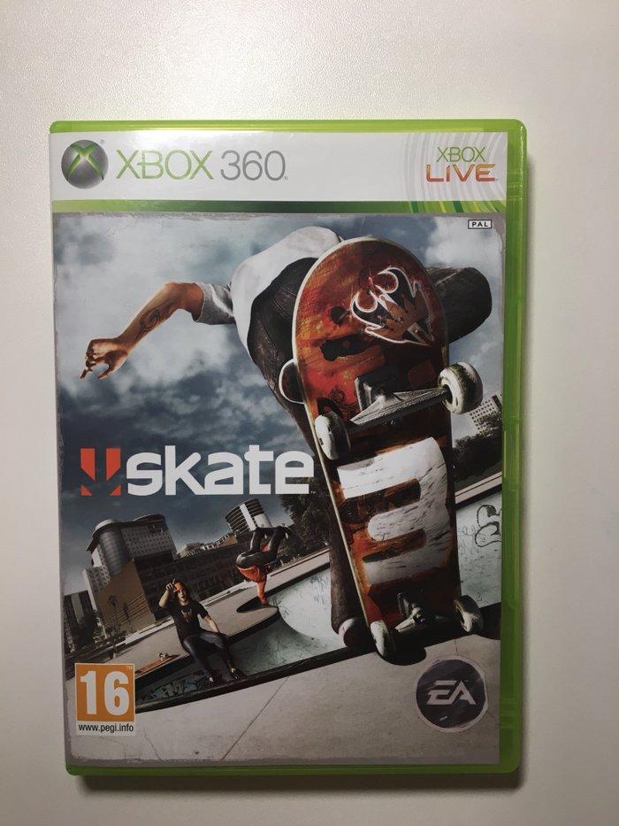 Original igrica za xbox 360 nekoriscena- skate3 - Indija