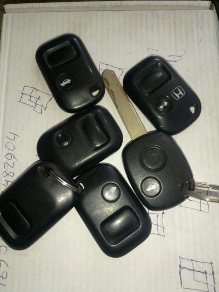 Пульты на хонда ....степ,фит,жаз,стрим,оддисей,свик,. Photo 0