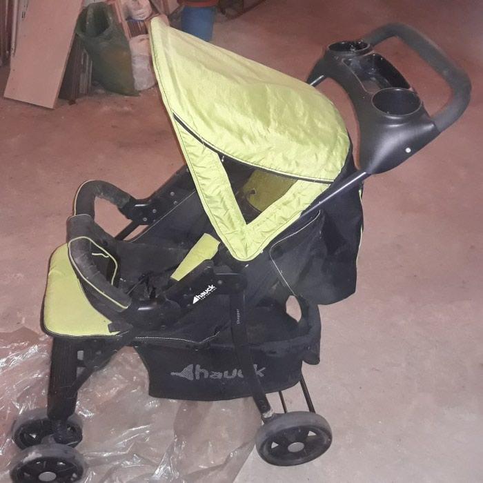 Dečija polovna kolica marke hauck. Skoro kao novo,slabo korišćena. - Crvenka