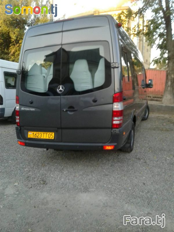 Mercedes-Benz Sprinter 2013. Photo 5