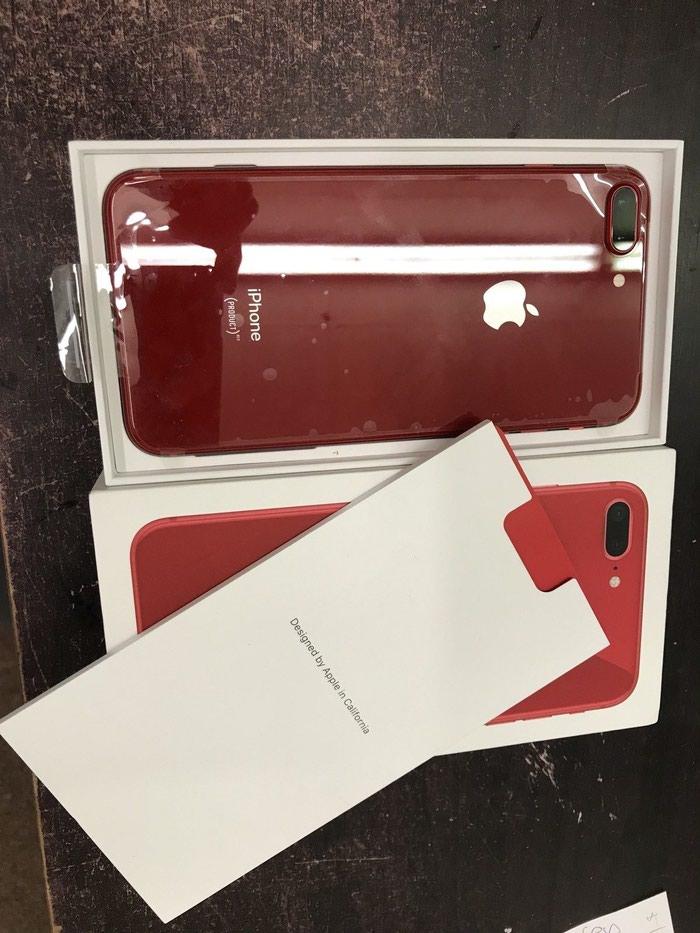 Apple-iPhone-8-Plus-RED-256GB-Unlocked. Photo 0