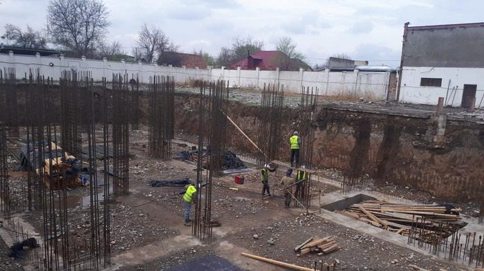 Стройка кылабыз монолит,бетоный жумуштардын бардык турун. . Photo 2