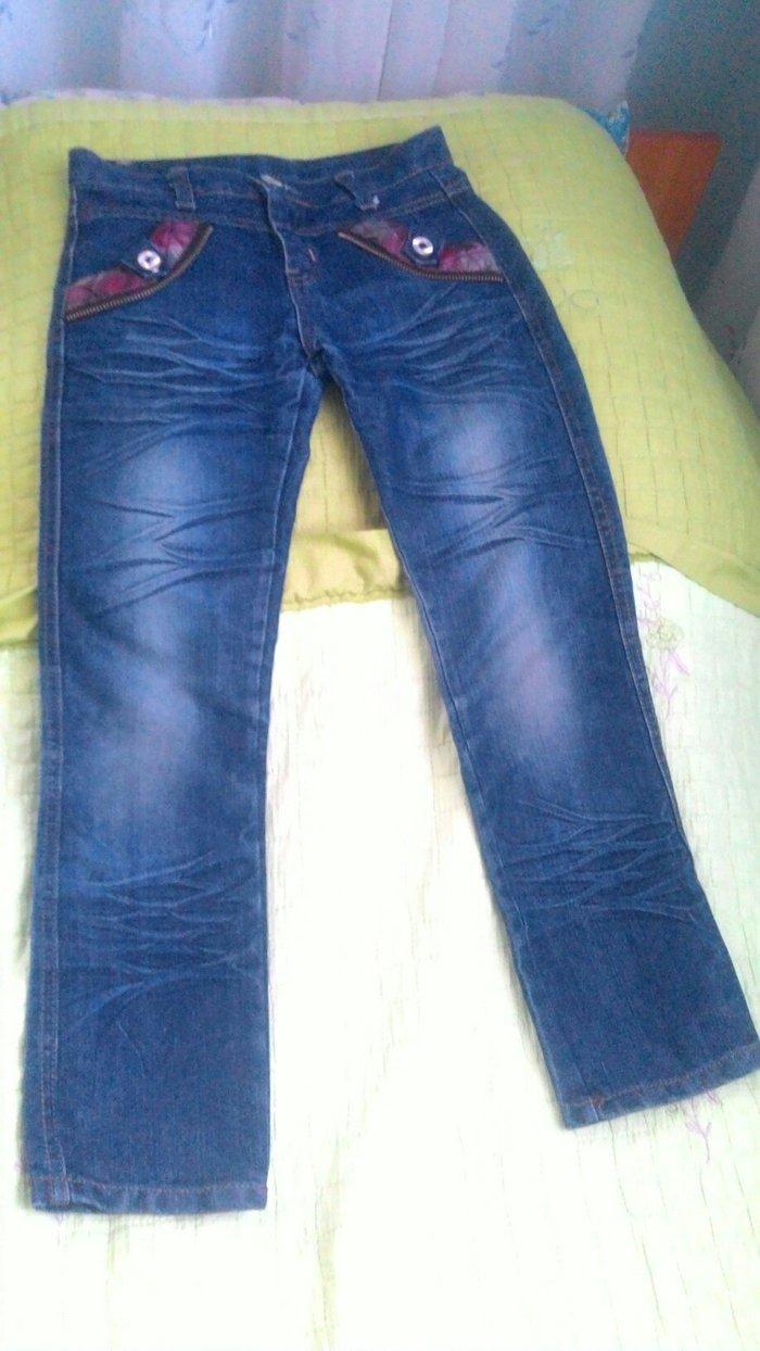 девчачие  джинсы 5-9 лет в Бишкек