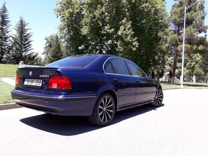 BMW 528 1996. Photo 7