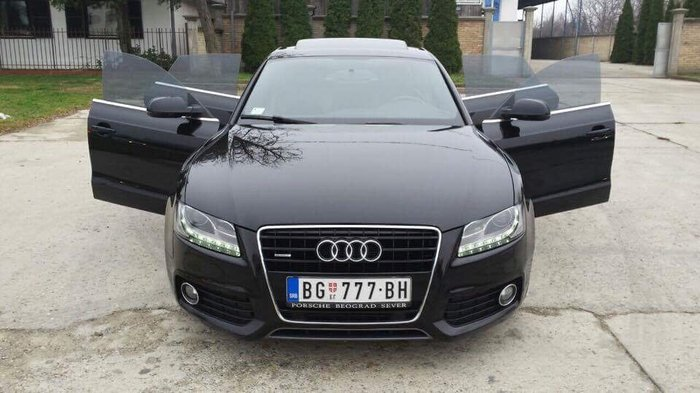 Audi A5 2011 - Beograd