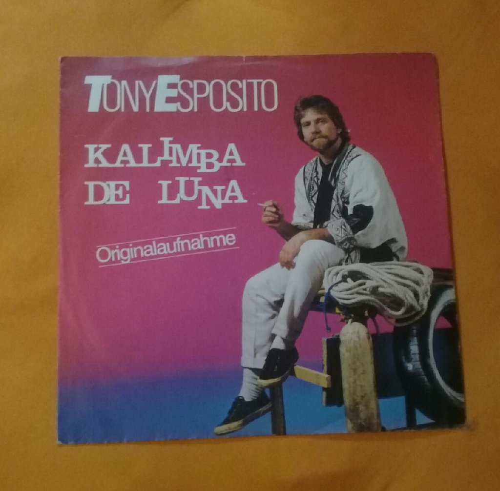 Tony Esposito, Kalimba de Luna iz 1984
