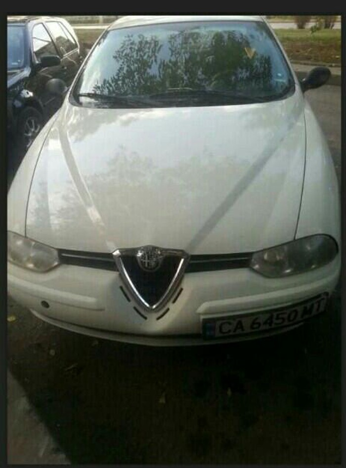 Alfa Romeo 156 1998. Photo 1