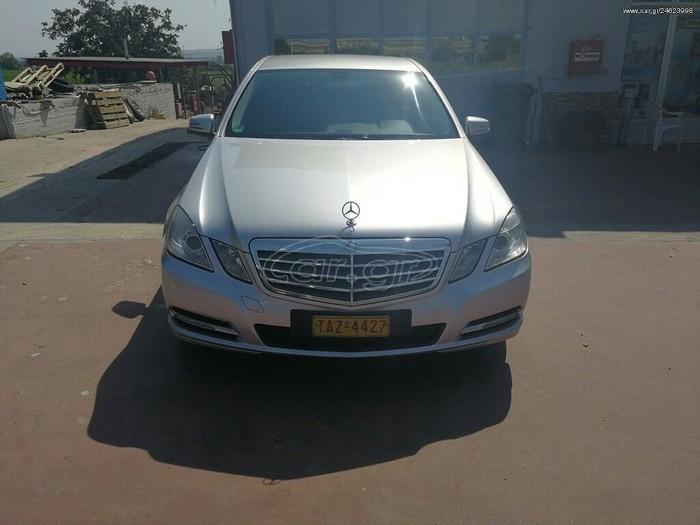 Mercedes-Benz E 200 2012. Photo 1