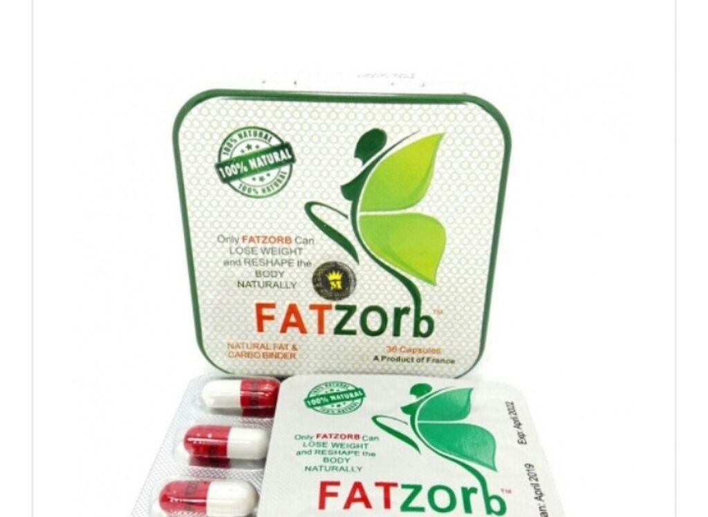 FATZorb ФАТЗорб  36 капсул для тяжелохудеющих: FATZorb ФАТЗорб  36 капсул для тяжелохудеющих