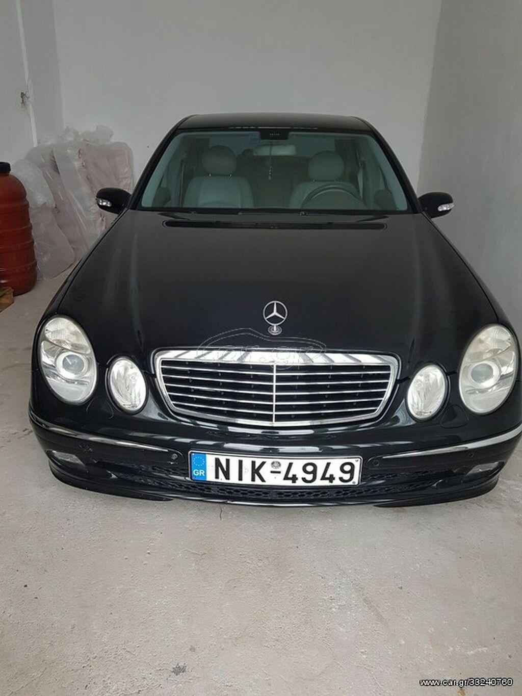 Mercedes-Benz - Τρίγλια: Mercedes-Benz E 200 1.8 l. 2005 | 95000 km