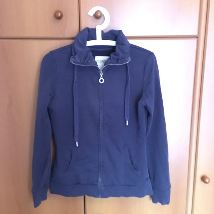 Esprit jacket blue size S in perfect condition. Photo 0