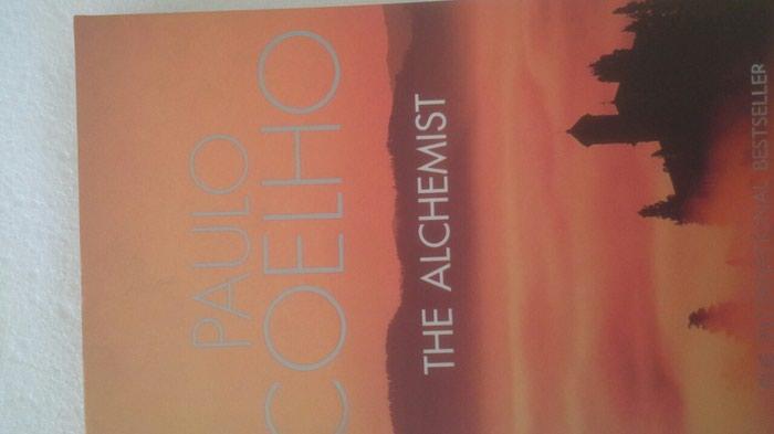 PAULO COELHO- THE ALCHEMIST σε Αθήνα