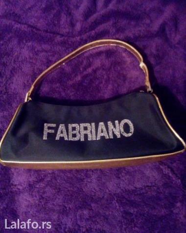 Fabriano torbica novo - Indija