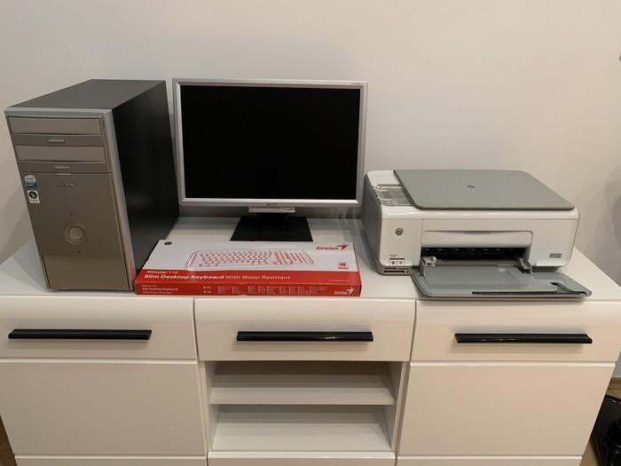 Desktop računari i radne stanice - Beograd: Computer Set