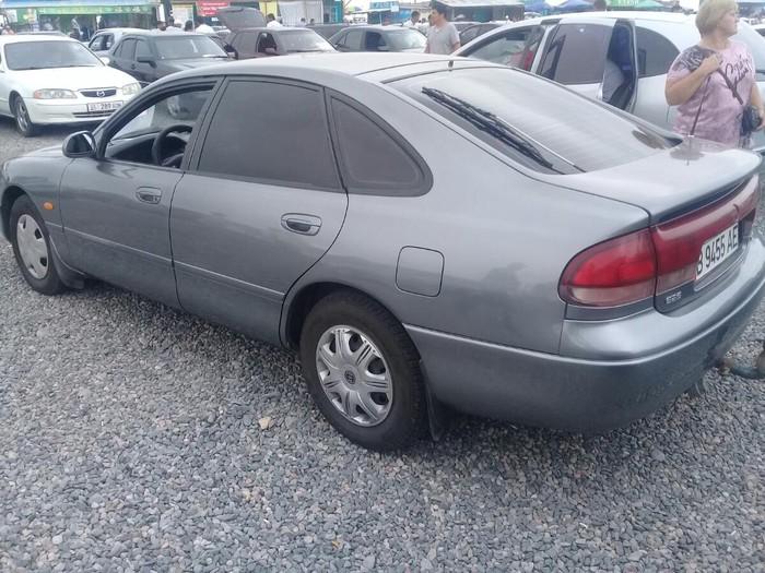 Mazda 626 1992. Photo 2