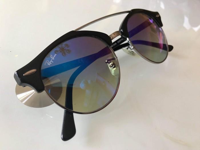 Ray ban γυαλί ηλίου σε άριστη κατάσταση , Αγορασμένο 180€. Photo 1