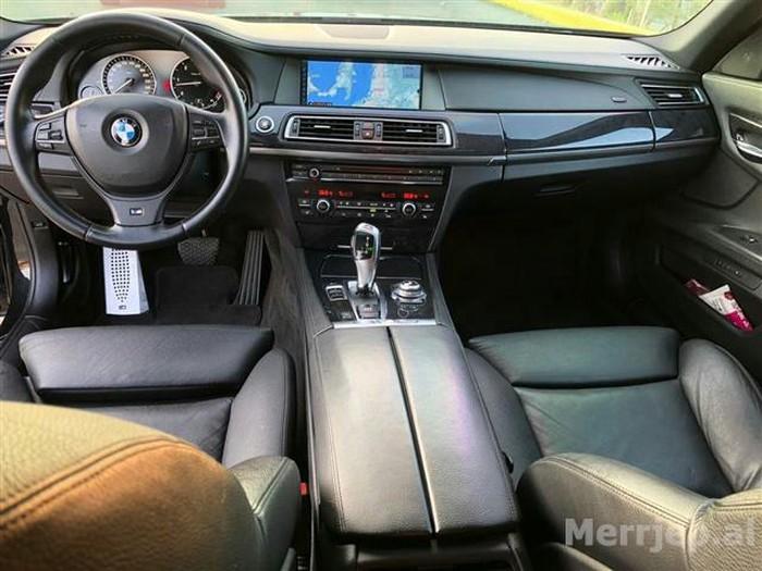 BMW 730 2010. Photo 3