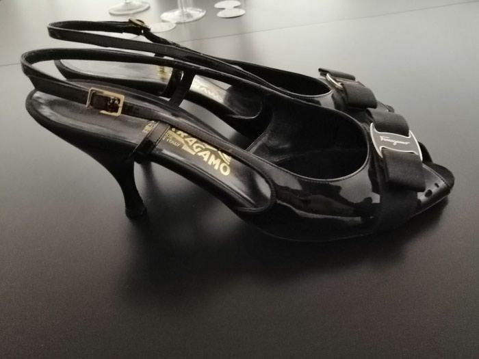 Ferragamo authentic tiptoe shoes nr 39 . Photo 1