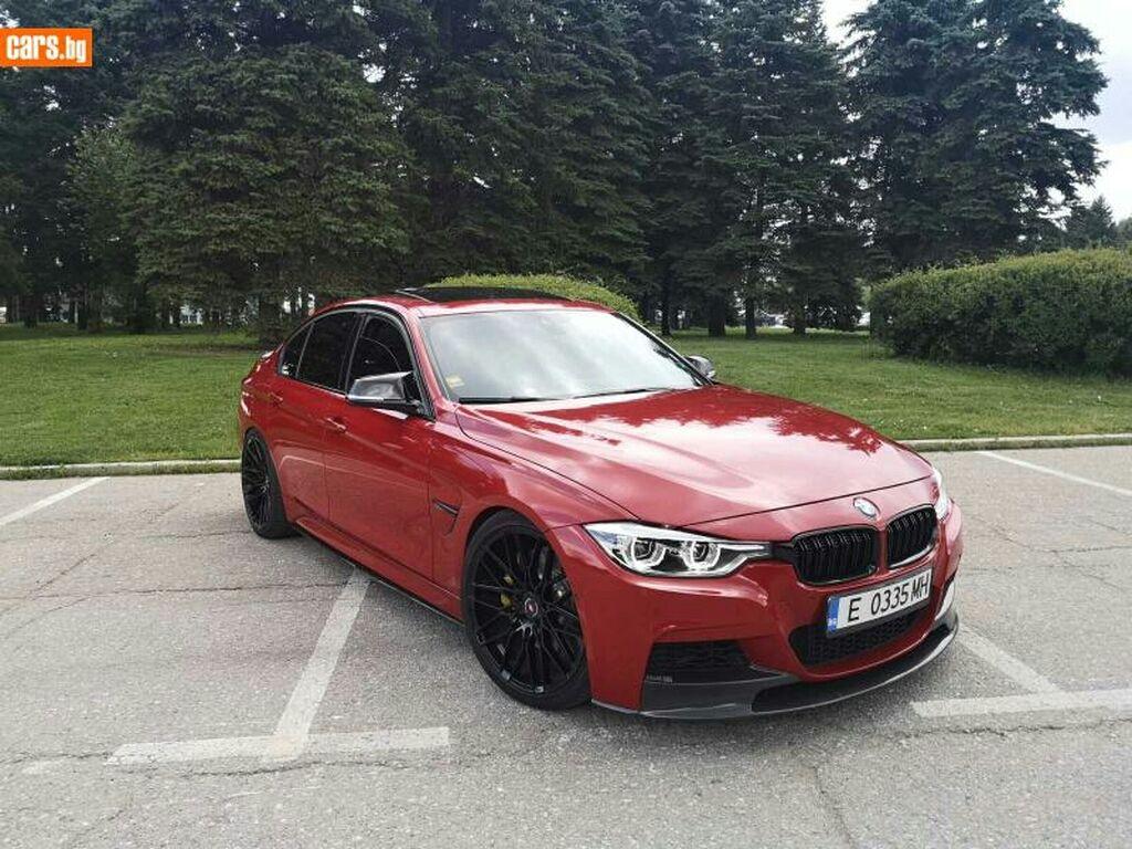 BMW 3 series 3 l. 2014 | 130000 km