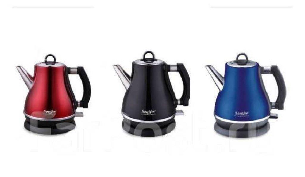 Электрический чайник Sonifer нержавейка – купить в Душанбе