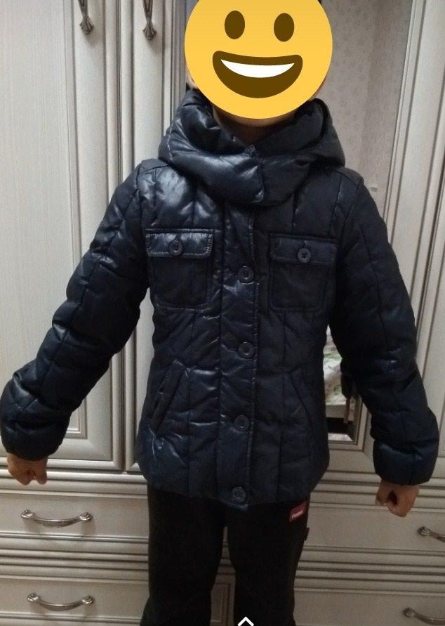 Куртка на девочку на от 6 до 8 лет Benetton идеально на осень в Бишкек