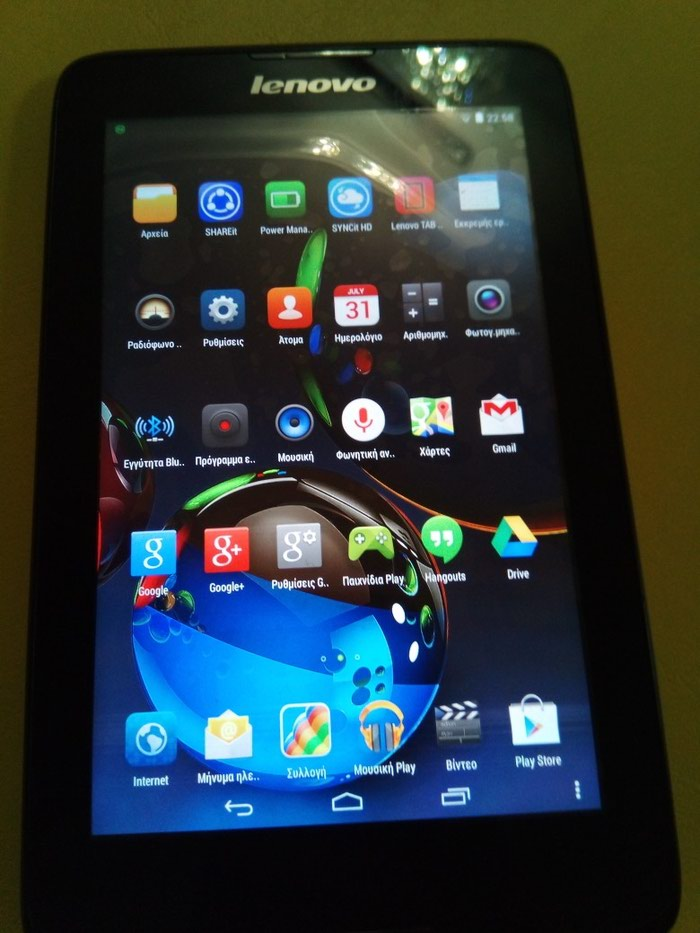 Lenovo 7inches 8GB σε καλή κατάσταση. Photo 2