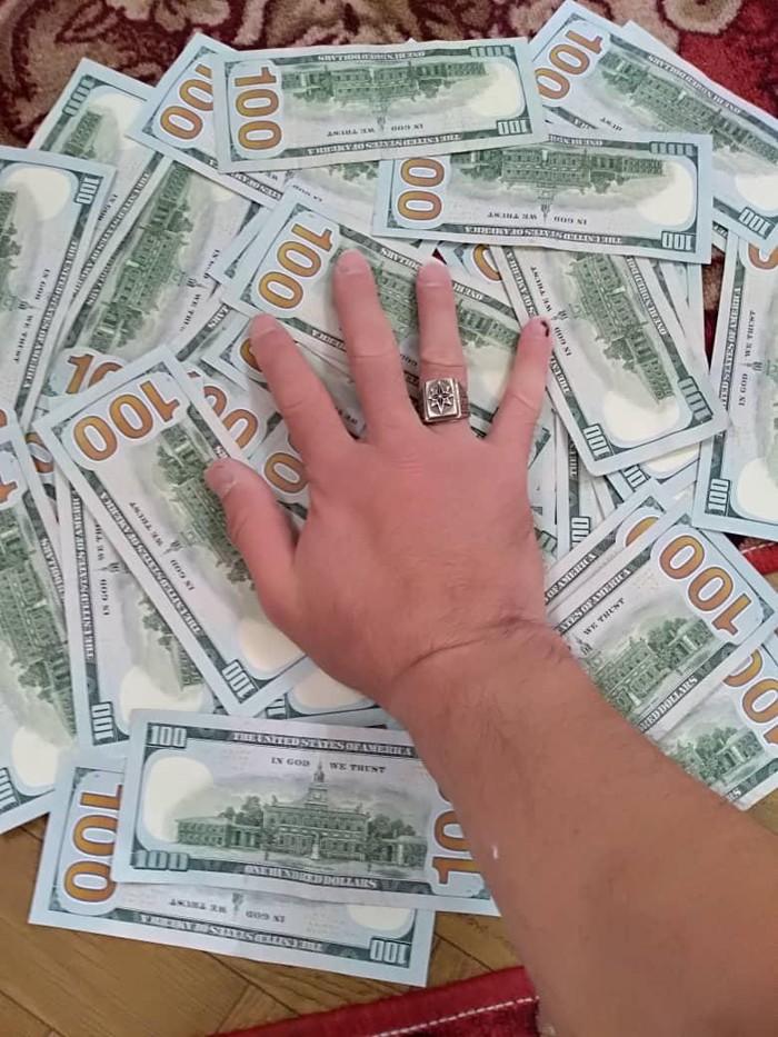расписка в получение денег в залог