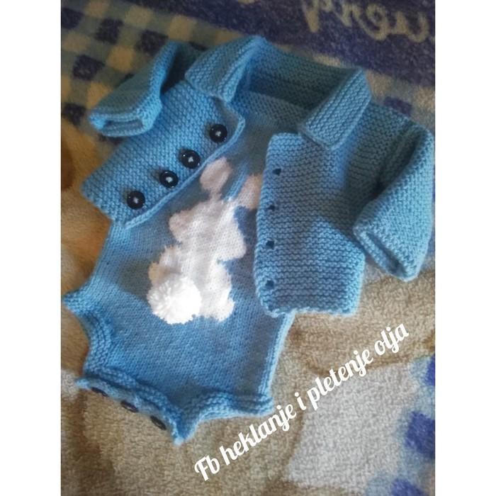 Komplet za bebe,izrada po porudzbini - Sokobanja