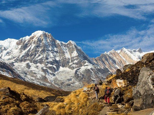 Annapurna Base Camp Short Trek-10 Days in Kathmandu