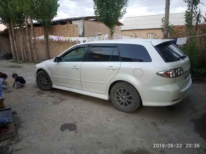 Mazda Atenza 2003. Photo 3