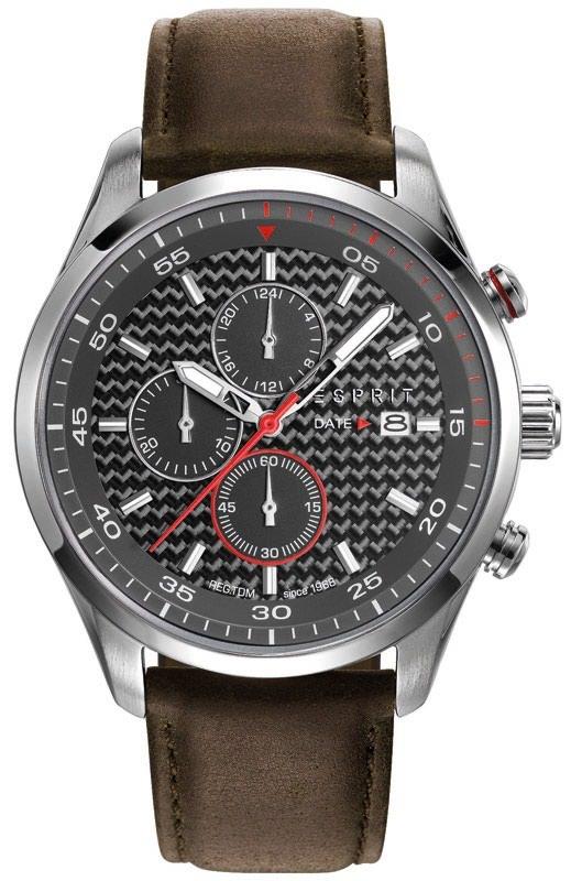 Серебристые Мужские Наручные часы Esprit: Серебристые Мужские Наручные часы Esprit