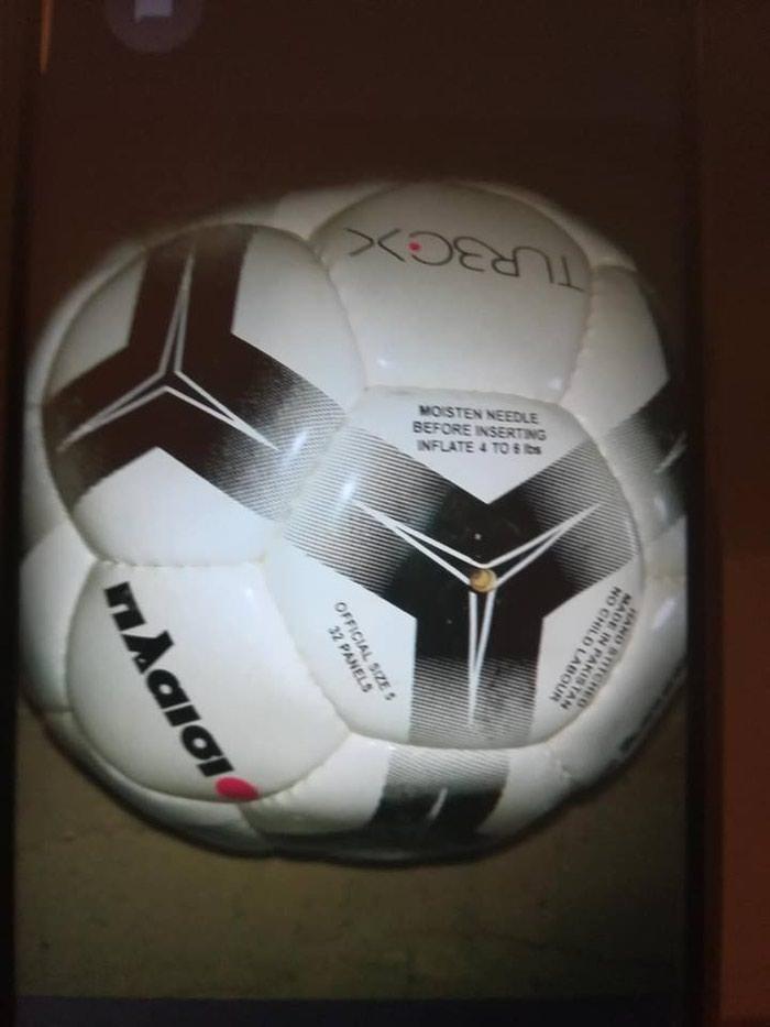Μπαλα ποδοσφαιρου καινουρια