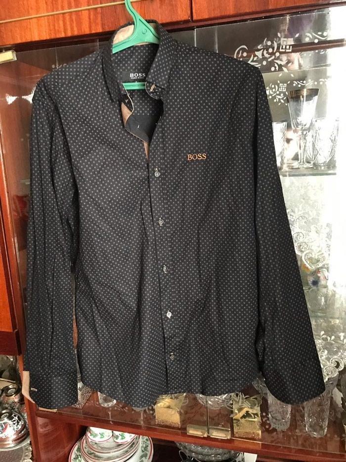 Срочно продам рубашку в новом состоянии slim. Photo 2
