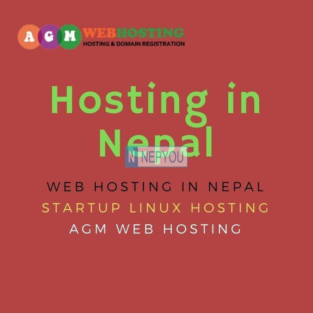 IT, Internet, Telekom - Kathmandu: Buy the best Linux  hosting startup  at Just NPR.699/year buy AGM Web