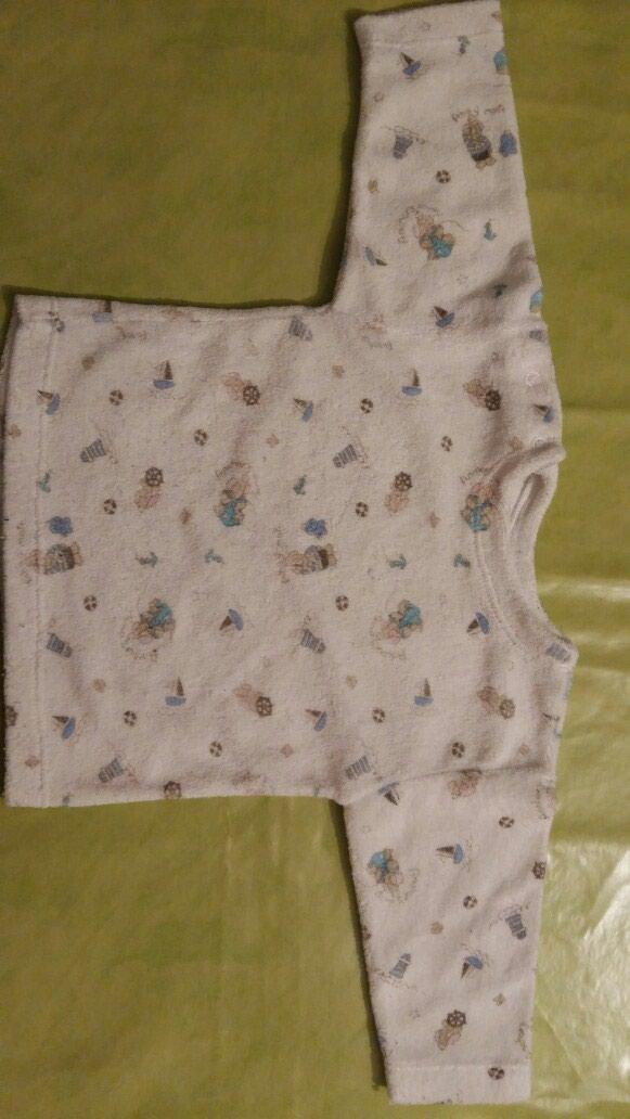 Dečiji Topići I Majice - Petrovac na Mlavi: Majica na dug rukav za bebe vel.2god.polovna i ocuvana