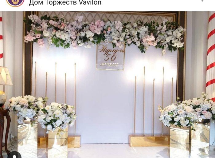 Фотозона на кыз узатуу, юбилей, свадьбу, торжество. . Photo 5