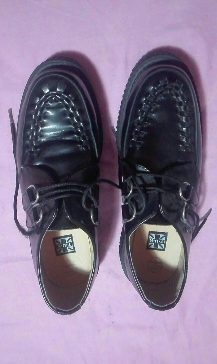 Δερματινα tuk loafers αφορετα νούμερο 42. Photo 0