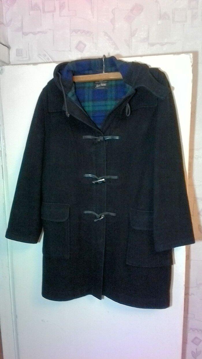 Пальто мужское размер 54. Photo 1