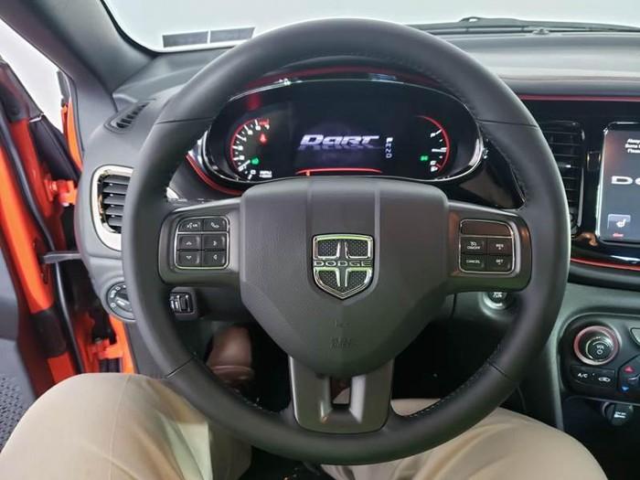 Dodge Dart 2016. Photo 5