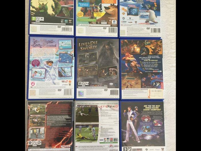 9 παιχνίδια για PS2. Δουλεύουν όλα κανονικά.. Photo 4