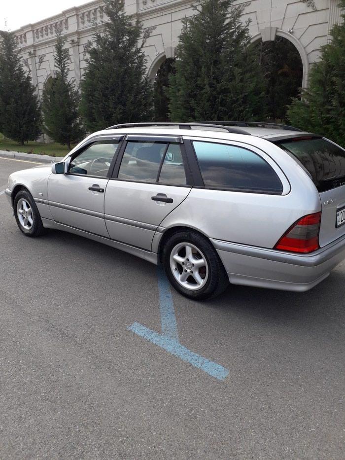 Mercedes-Benz C 180 1997. Photo 6