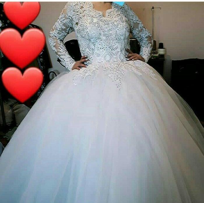 Свадебныые платья новые ( ( продажа,прокат,заказ) от 5 т сом в Бишкек
