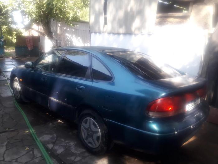 Mazda 626 1995. Photo 3